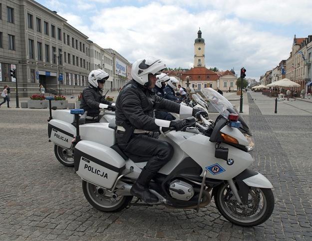 Policja ukrywa, że system  nie działa w Warszawie, Łodzi, Krakowie i Szczecini. Fot. Michal Kosc /Reporter