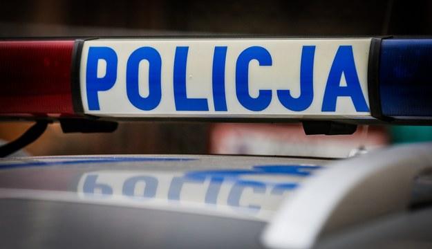 Policja ustala okoliczności wypadku /KAROLINA MISZTAL/REPORTER /East News