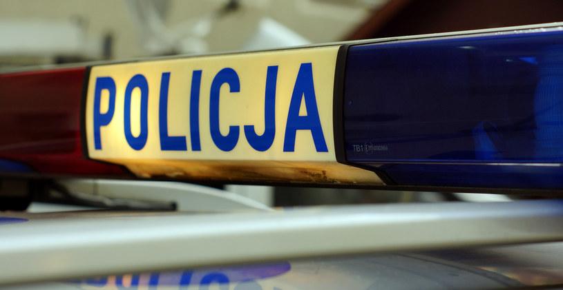 Policja ustala tożsamość mężczyzny (zdjęcie ilustracyjne) /Archiwum RMF FM
