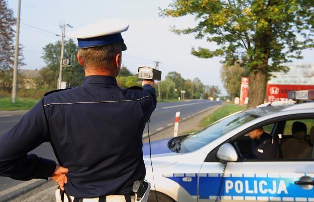 Policja uważa, że mandaty są zbyt niskie / Fot: Stanisław Kowalczuk /East News
