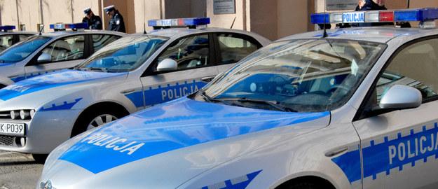 Policja wyjaśnia okoliczności wypadku /RMF FM /RMF