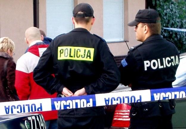 Policja zapewniła pomoc psychologa rodzicom ofiary i dziewczynce, która była świadkiem tragedii /RMF