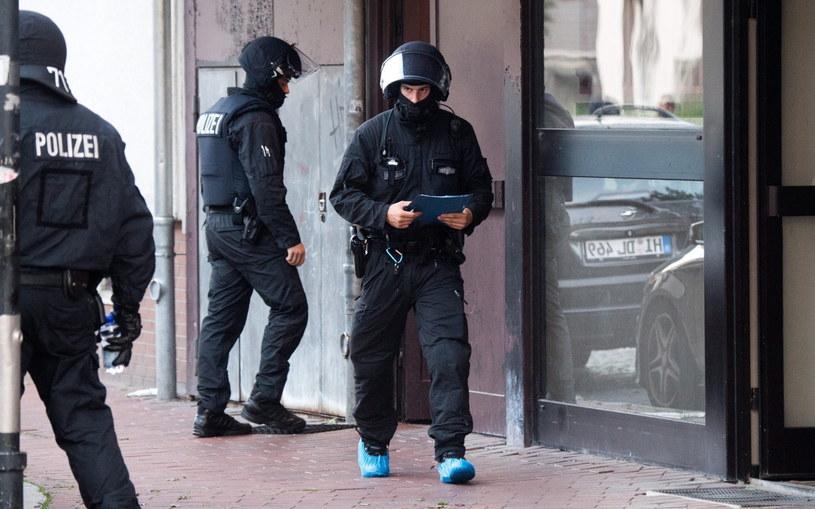 Policja zatrzymała nastolatka /PAP/EPA