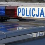 Policja zatrzymała uciekiniera z konwoju