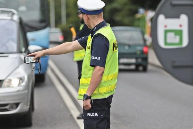 Policja, zdj. ilustracyjne /Piotr Jędzura /Reporter