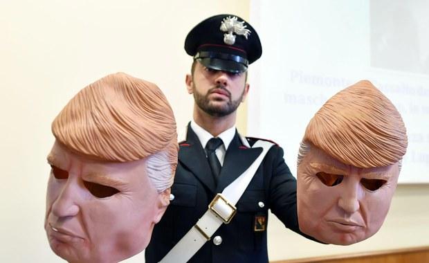 Policja złapała braci, którzy okradali bankomaty… w maskach Donalda Trumpa