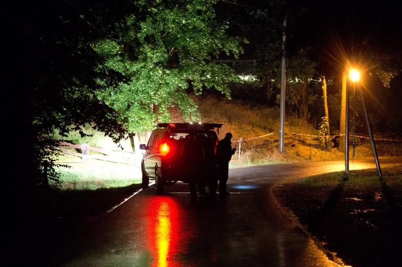 Policja znalazła ciało młodej kobiety w pibliżu niemieckiego Lampersdorf /PAP/EPA