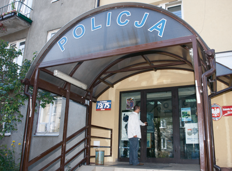 Policja /Motor