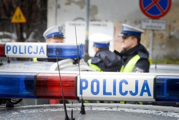 Policjanci drogówki są niekompetentni / Fot: Piotr Kamionka /Reporter