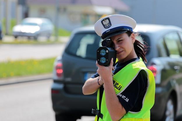 Policjanci mają zabierać prawa jazdy / Fot: Piotr Jedzura /Reporter