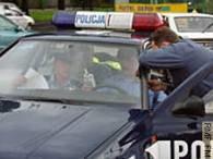 Policjanci przyznają, że nie zawsze sobie radzą /RMF