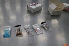 Policjanci udaremnili przemyt 178 kg kokainy