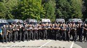 """Policjanci z Opola dziękuję za ciepłe słowa. """"Dla wszystkich, którzy wspierali naszą pracę"""""""