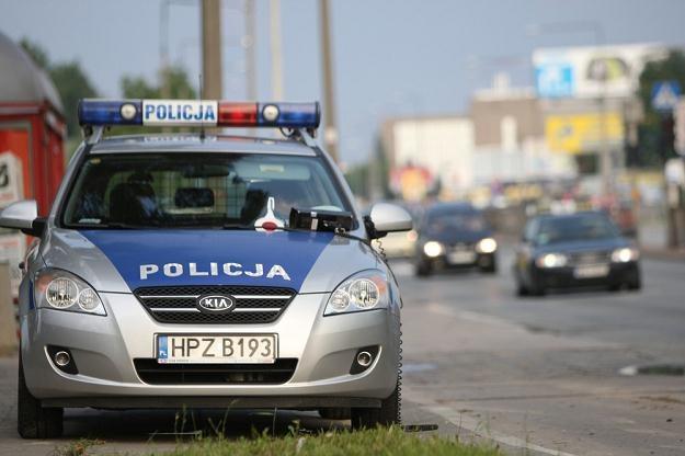 Policjant nie zawsze ma rację... / Fot: Stanisław Kowalczuk /East News