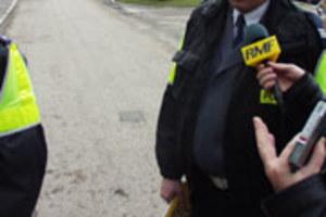 Policjant pisze do  INTERIA.PL