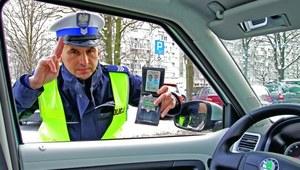 Policjant-przebieraniec?