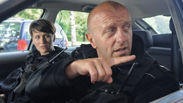 """""""Policjantki i policjanci"""" /ATM"""