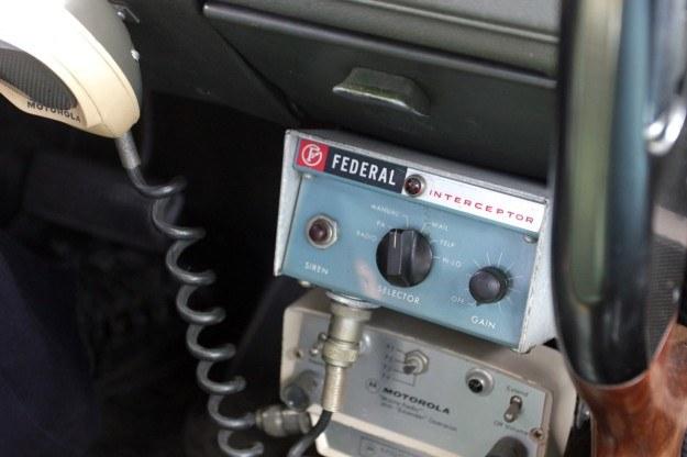 Policyjne radio /