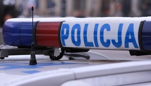 Policyjny pościg za skradzioną hondą