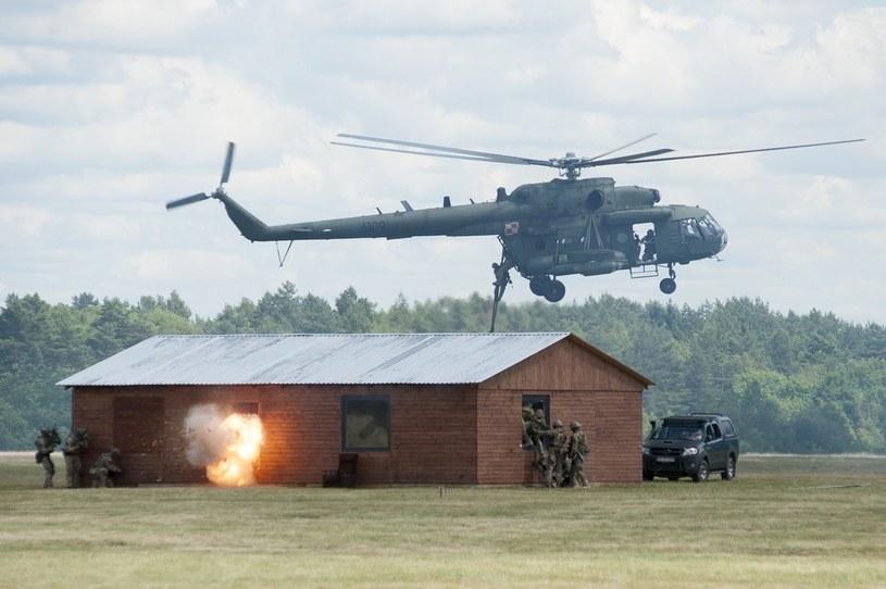 Poligon Drawsko Pomorskie; ćwiczenia wojskowe; zdj. ilustracyjne /Wojciech Stróżyk /East News
