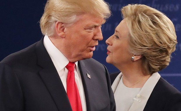 Politico o drugiej debacie Trump-Clinton: Najbrzydsza w historii