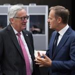 Politico: Starcie ws. migracji między urzędnikami Tuska i Junckera