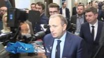 Politycy PO o rozwoju wydarzeń w Sejmie (TV Interia)