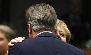 Politycy przybywają na szczyt UE