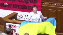 Polityczne ambicje Nadii Sawczenko