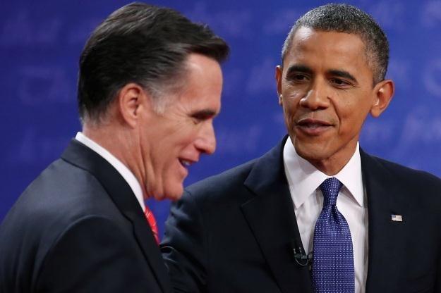 Polityczne starcie pomiędzy Obamą kontra Romneyem wykorzystują cyberprzestępcy /AFP