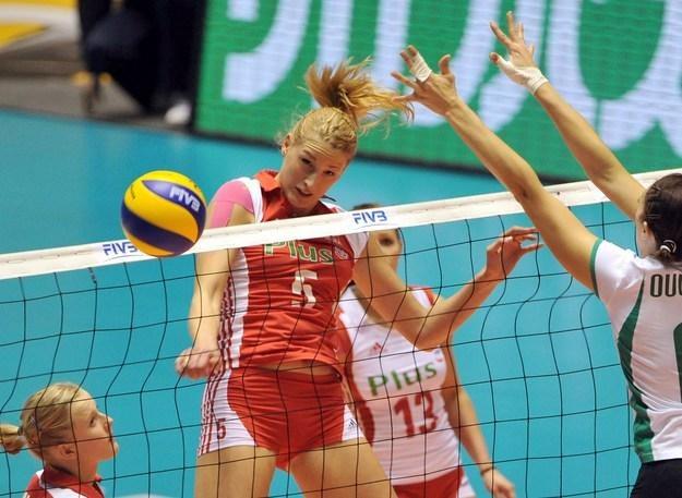 Polki przegrały z Chinkami w World Grand Prix /AFP