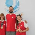 Polki z workiem medali na mistrzostwach świata INAS