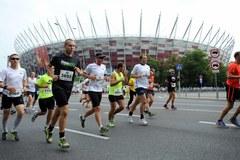 Półmaraton Praski - tysiące biegaczy w stolicy