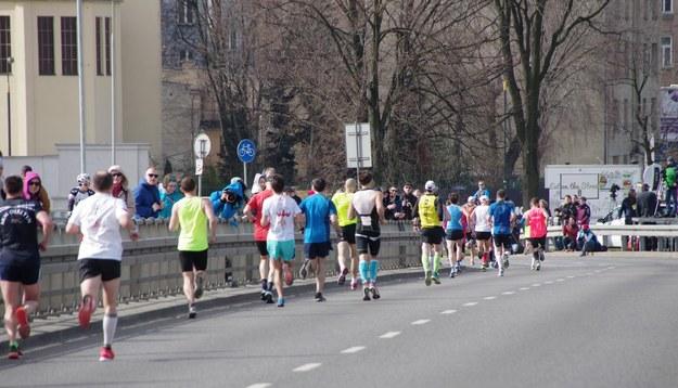 Półmaraton Warszawski /Marek Bazak /East News