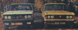 Polonez 1500 kontra Polski Fiat 125p 1500