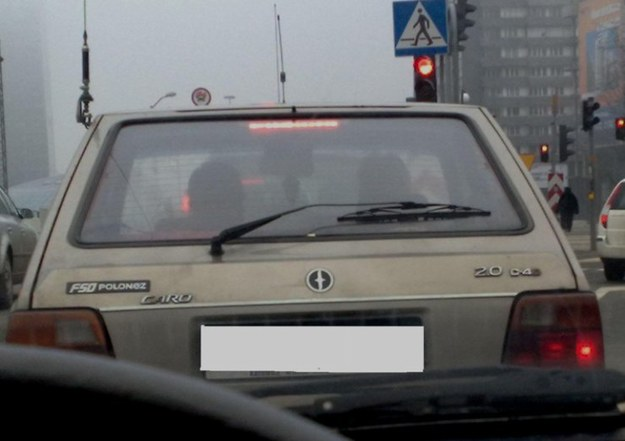Polonez caro z dieslem Toyoty?