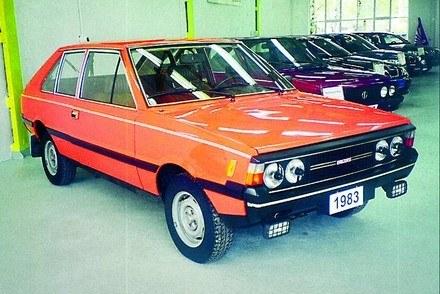 Polonez coupe /