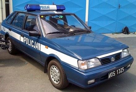 Polonez odchodzi z policji /RMF