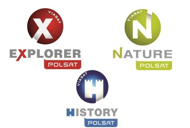 Polsat Viasat History, Polsat Viasat Explorer oraz Polsat Viasat Nature - trzy nowe kanały Polsatu /materiały prasowe
