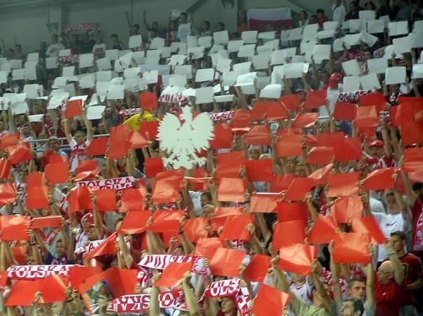 Polscy kibice - bez ich dopingu o sukcesy byłoby zdecydowanie trudniej /INTERIA.PL