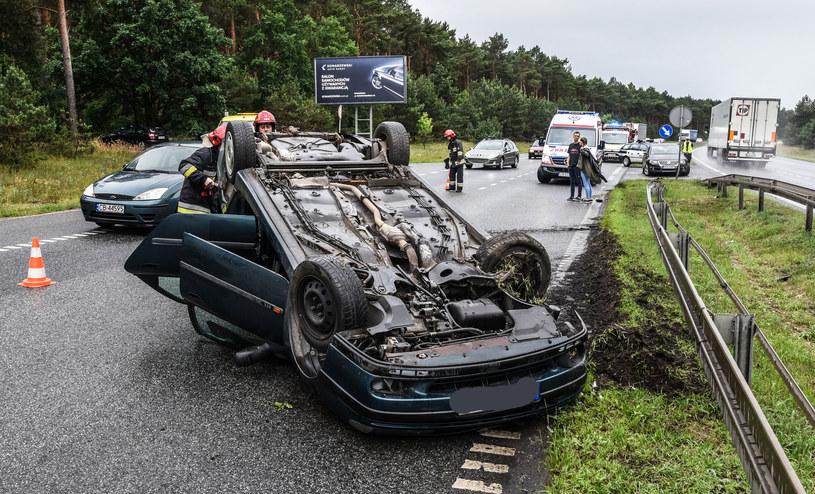 Polscy kierowcy powodują wypadki bo są niedouczeni /Dariusz Bloch / Polska Press /East News