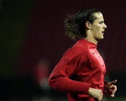 Polscy piłkarze muszą uważać na Daniela van Buytena /AFP