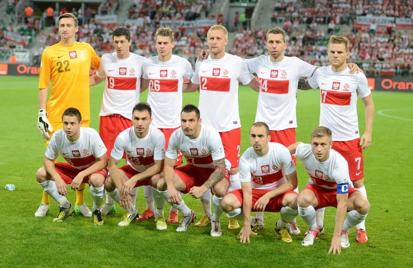 Polscy piłkarze zmierzą się w Irlandią na początku przyszłego roku /Fot. Bartłomiej Zborowski /PAP