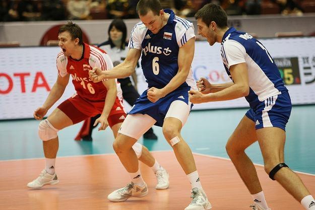 Polscy siatkarze nie dali Amerykanom żadnych szans /www.fivb.org
