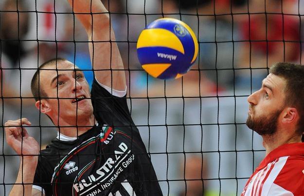 Polscy siatkarze przegrali z Bułgarią 1:3 /PAP/EPA