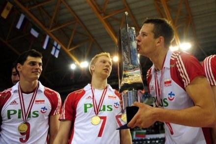Polscy siatkarze zagrają w Pucharze Wielkich Mistrzów /AFP
