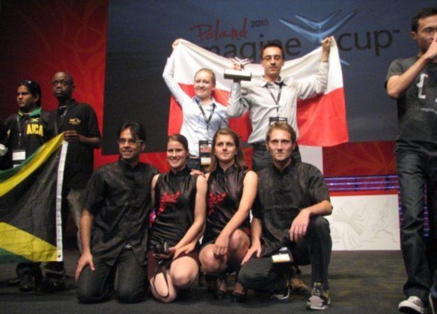 Polscy studenci co roku odnoszą ogromne sukcesy w konkursie Imagine Cup 2011 /INTERIA.PL