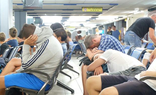 Polscy turyści utknęli na Korfu
