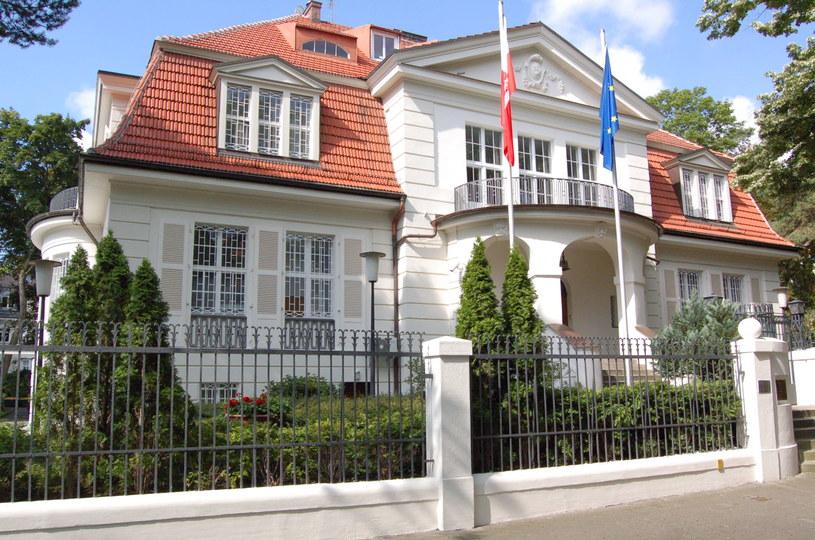 Polska ambasada w Berlinie, fot. berlin.msz.gov.pl /