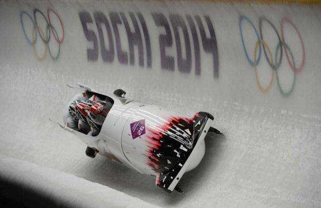 Polska bobslejowa czwórka zajęła w Soczi 27. miejsce /AFP
